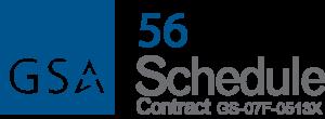 GSA 56 Schedule logo