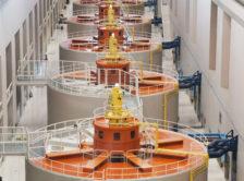 水力发电涡轮机