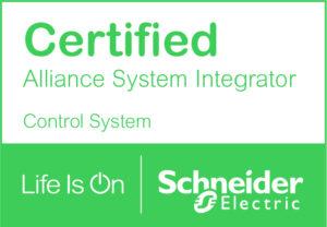 Schneider Certified Alliance System Integrator
